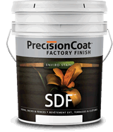 Precision Coat SDF Topcoat