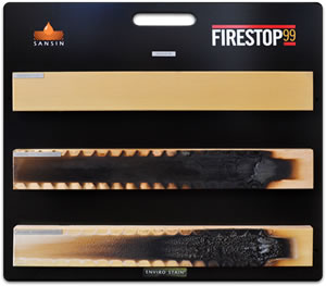 Firestop99 Sansin Factory Finish