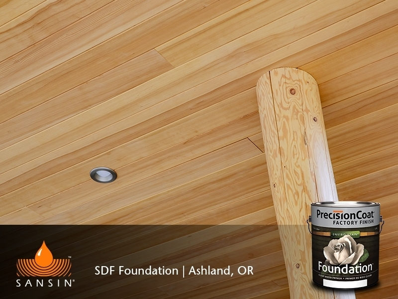 Foundation Sansin Factory Finish